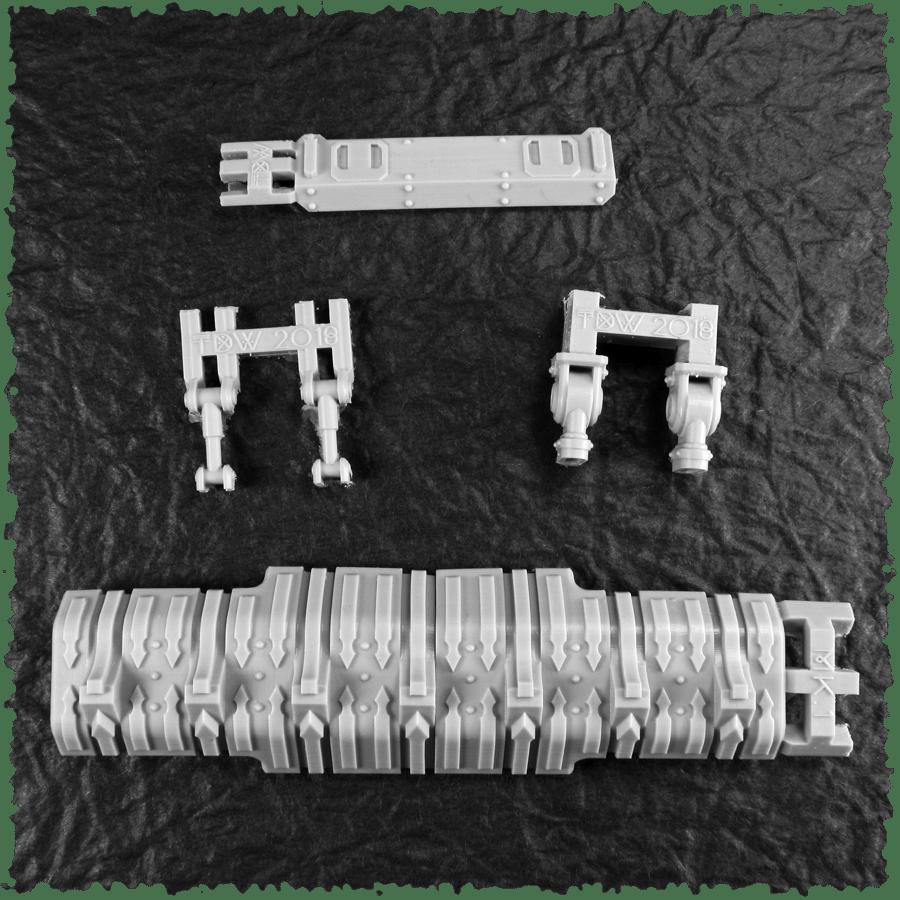 Image of Incursus Mk.1 Rhino Siege-Ram Kit