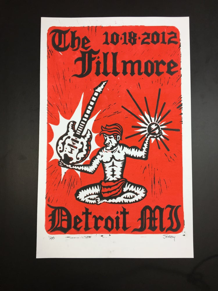 Image of Fillmore Detroit 2012