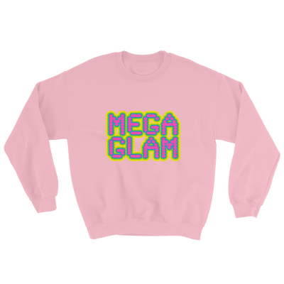 Image of MegaGlam Unisex Heavy Blend Crewneck Sweatshirt