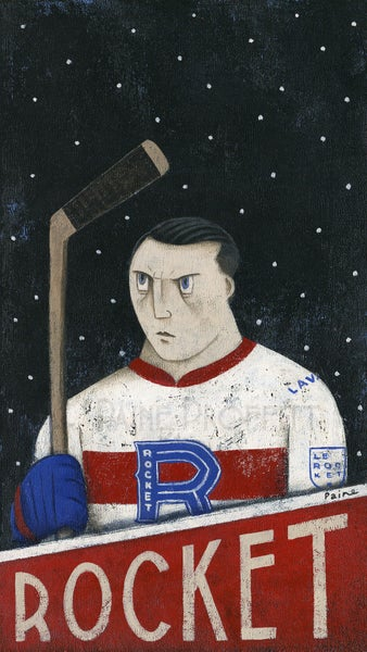 Image of Laval Rocket