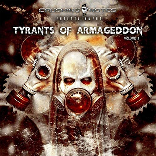Image of Tyrants Of Armageddon Vol. 3 CD 2018
