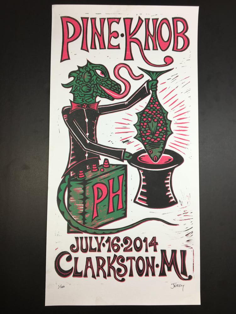 Image of Pine Knob 2014