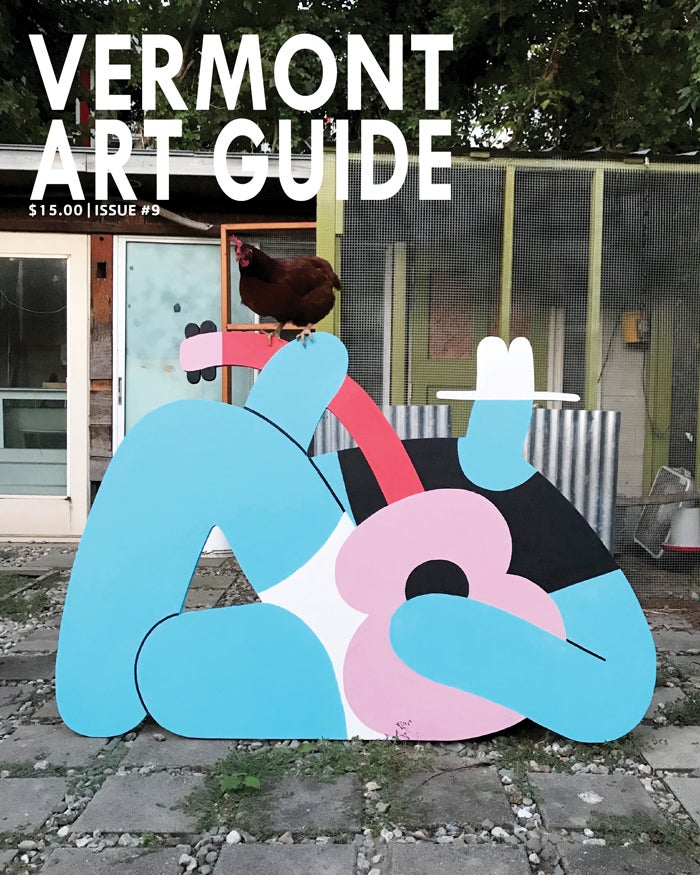Image of Vermont Art Guide #9