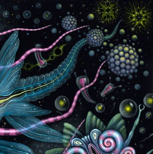 """Image of MUTAGENESIS - 16 x 20"""" Signed Open Edition"""