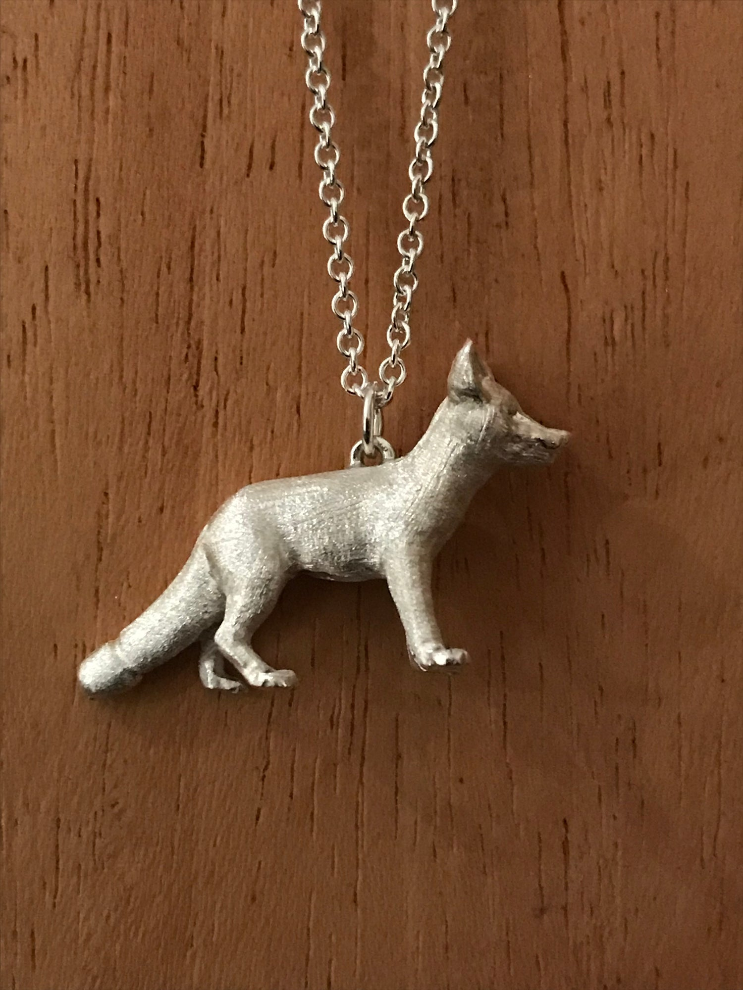 Image of Fox Pendant
