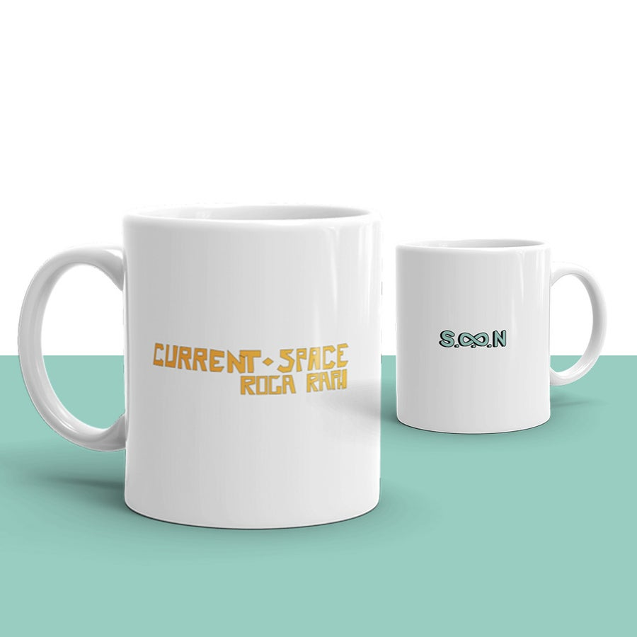 "Image of ""Current-Space"" Mug"