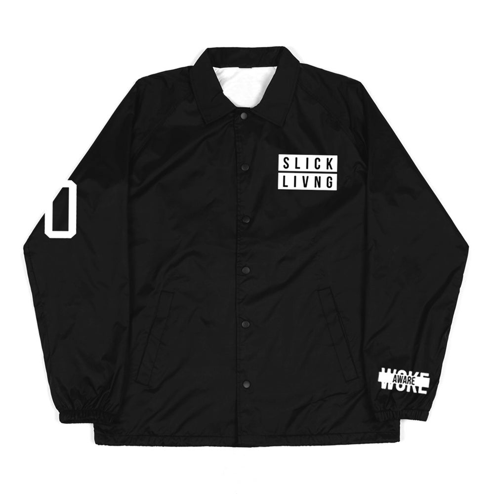 Image of SOLD OUT | SLICK LIVING ALL PURPOSE TEAM JACKETS | EXCLUSIVE RELEASE