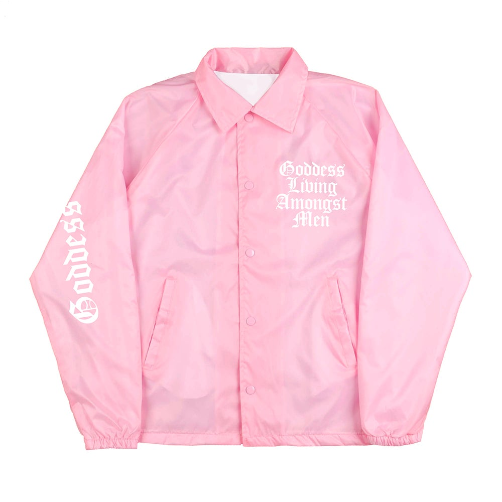 Image of SOLD OUT | PINK GLAM ALL PURPOSE WINDBREAKER JACKET | EXCLUSIVE RELEASE