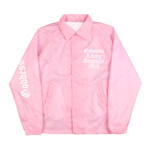 Image of PINK GLAM ALL PURPOSE WINDBREAKER JACKET | EXCLUSIVE RELEASE