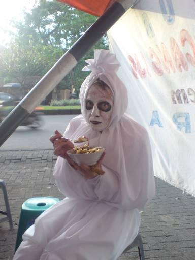 Image of Dinner with Pocong
