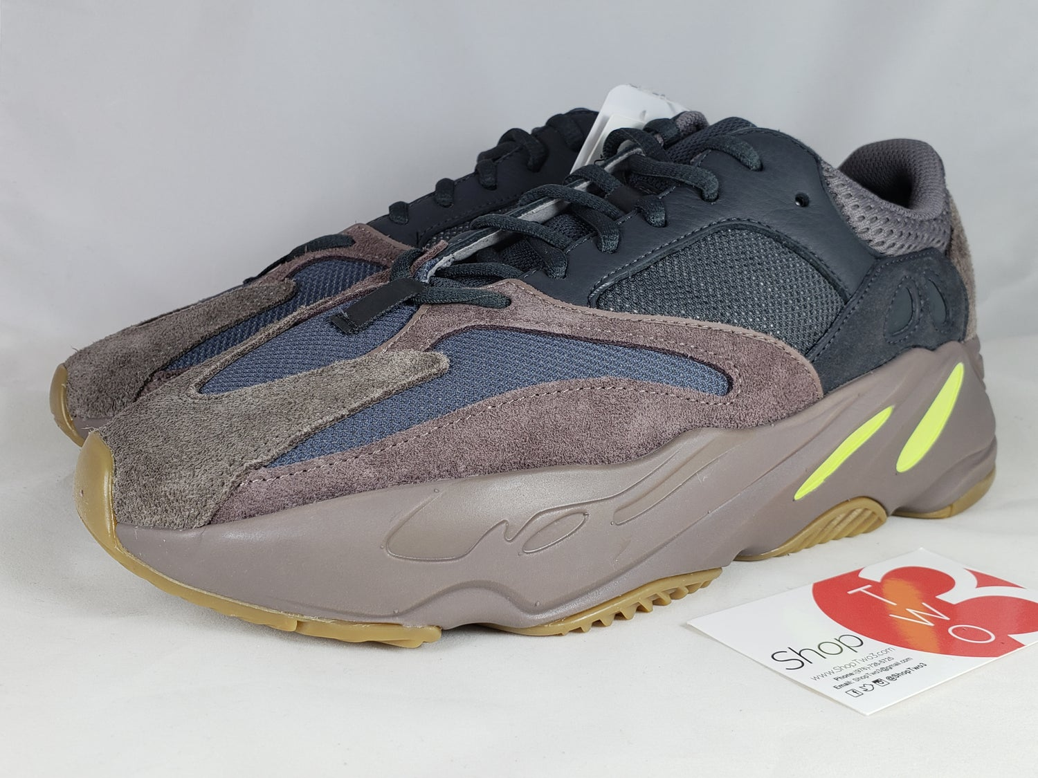low priced a2c84 49329 Image of Adidas Yeezy Boost 700 Mauve