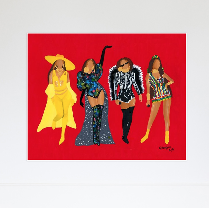 Image of YONCÉ (Poster Prints & Original)