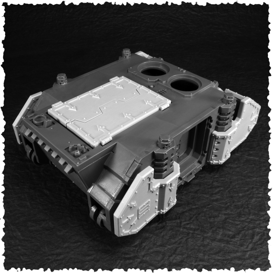 Image of Ferratis Mk.1 Rhino Armour Kit