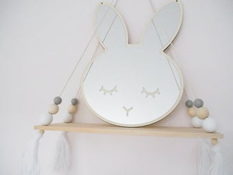 Image of Bunny Mirror