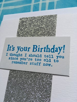 Image of It's your Birthday...