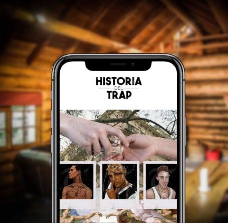 """Image of Libro """"Historia del Trap"""" en PDF"""
