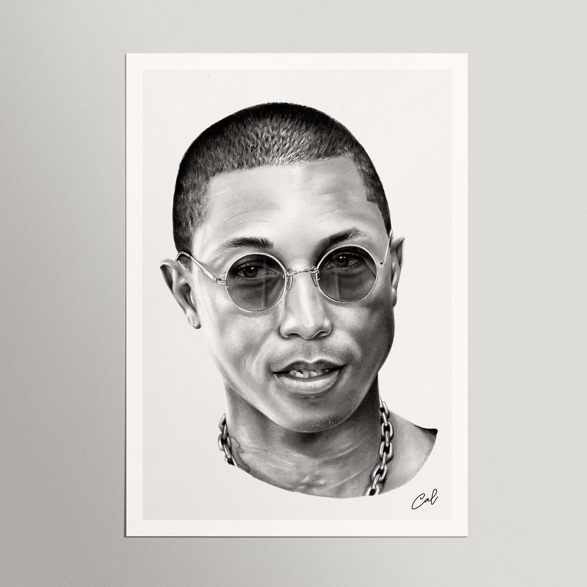 "Image of ""PHARRELL"" - Print"