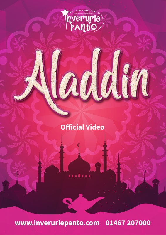 Image of Aladdin 2018 - Online Only