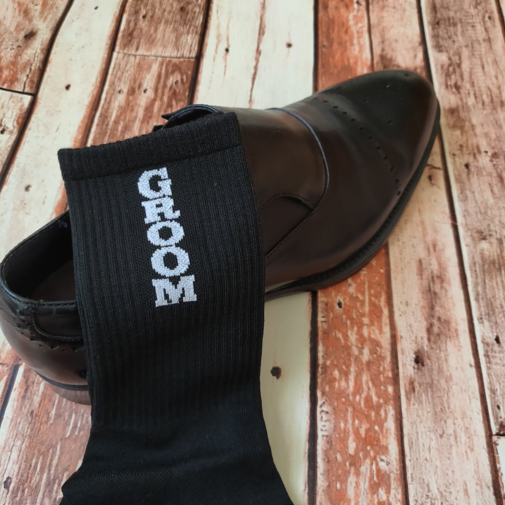 Groom's Party Socks