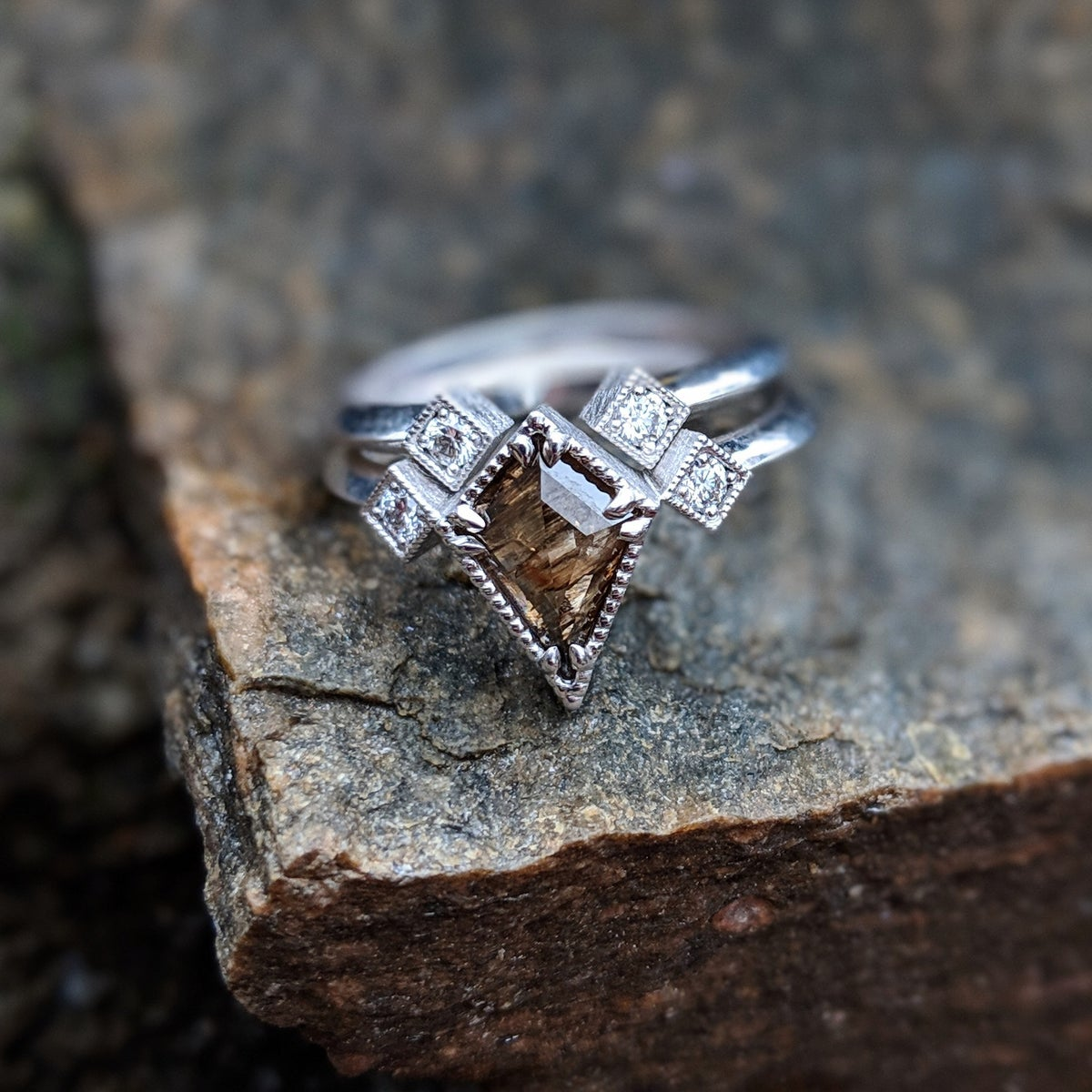 Image of Rhea Ring Set