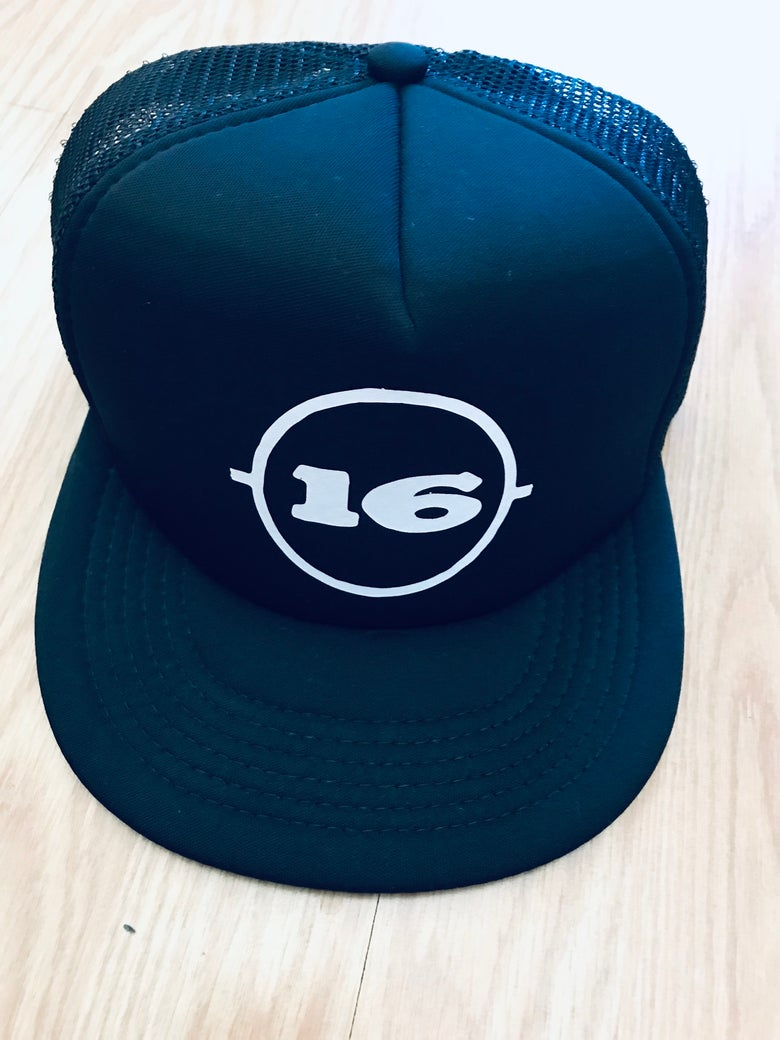 Image of Mesh hat