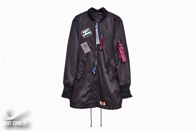 "Image of ""KEYS OPEN DOORS"" long bomber"