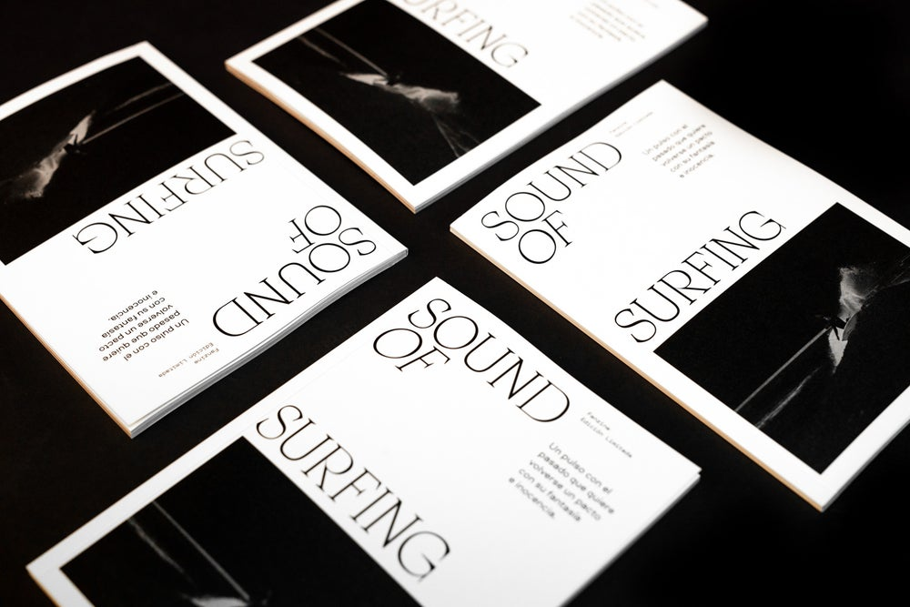 Image of Sound of Surfing - Fanzine