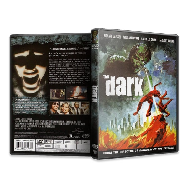 Image of The Dark (DVD)