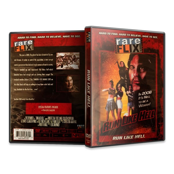 Image of Run Like Hell (DVD)