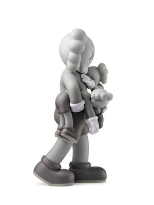 Image of KAWS CLEAN SLATE OPEN EDITION 'GREY'