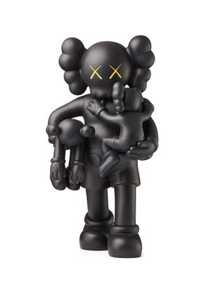 Image of KAWS CLEAN SLATE OPEN EDITON 'BLACK'