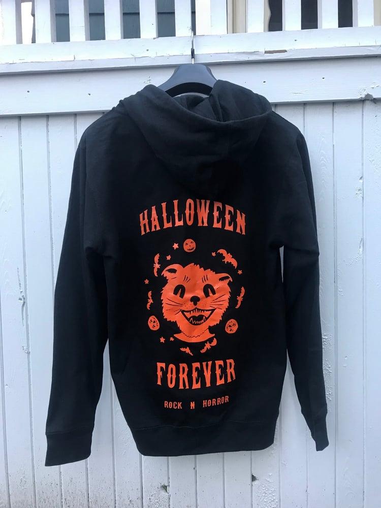 Image of Halloween Forever Zip Up Hoodie