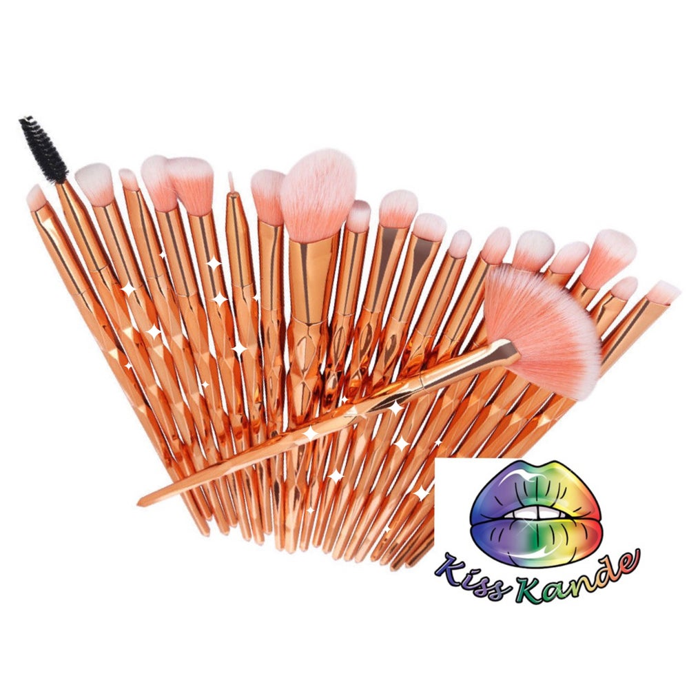 Image of KissKande GODDESS Brush Set