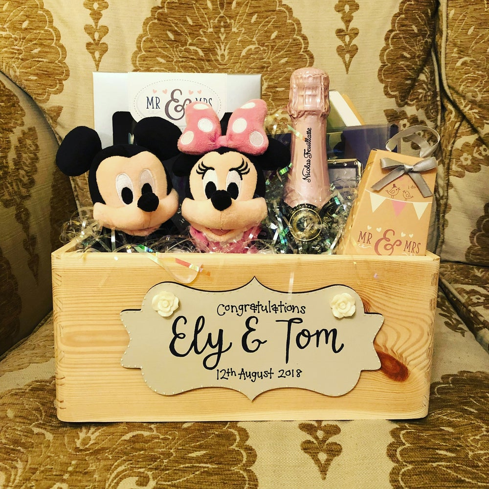 Image of Wedding Crate