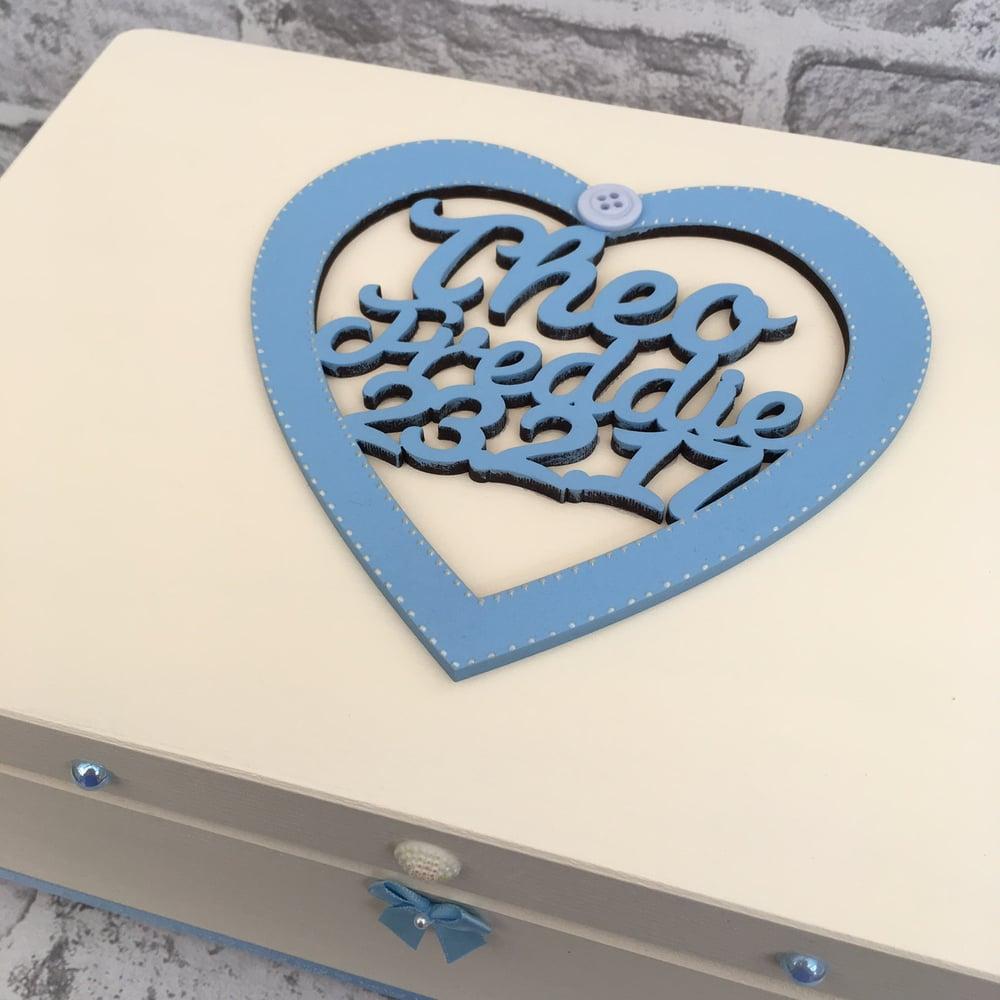 Image of Baby Keepsake Box