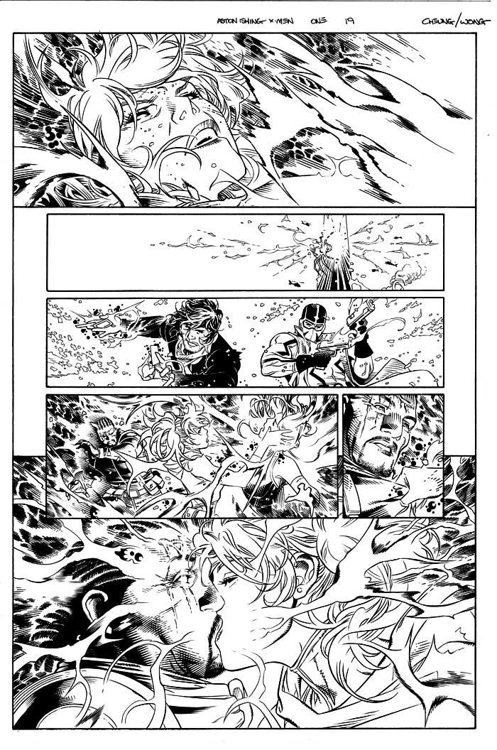 Image of ASTONISHING X-MEN #1_19