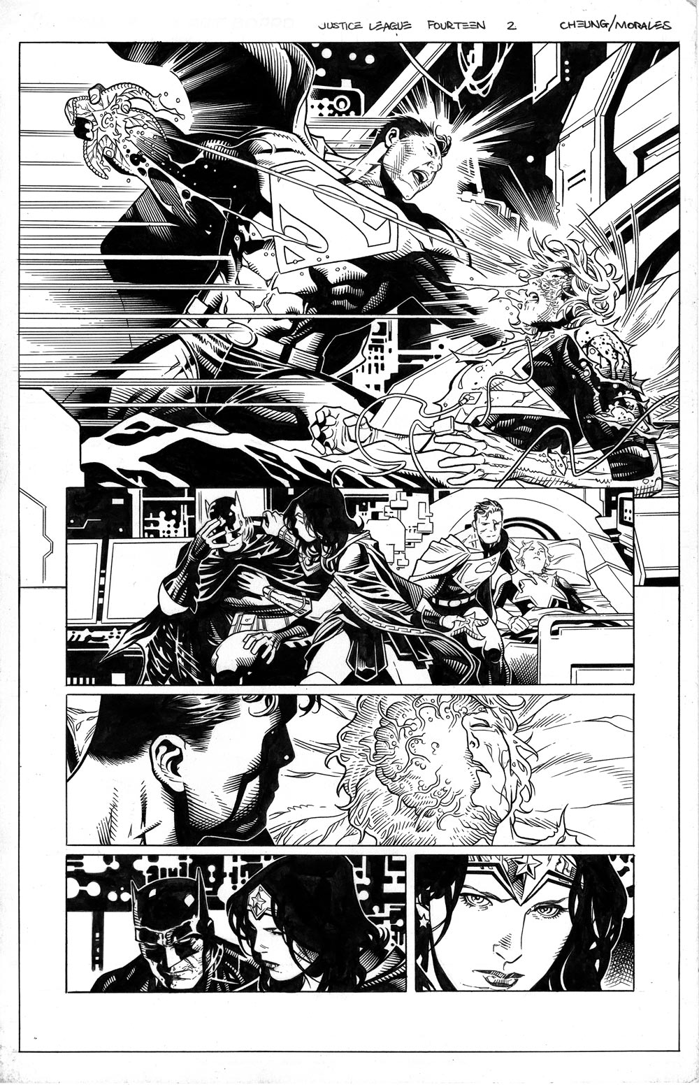 Image of JUSTICE LEAGUE #14_02