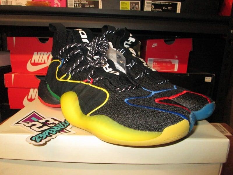 best website 1cce0 cba62 adidas Crazy BYW x Pharrell