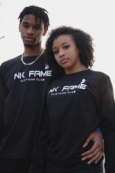 "Image of Ink Fame ""Classic"" His and Hers Long Sleeve Shirt"