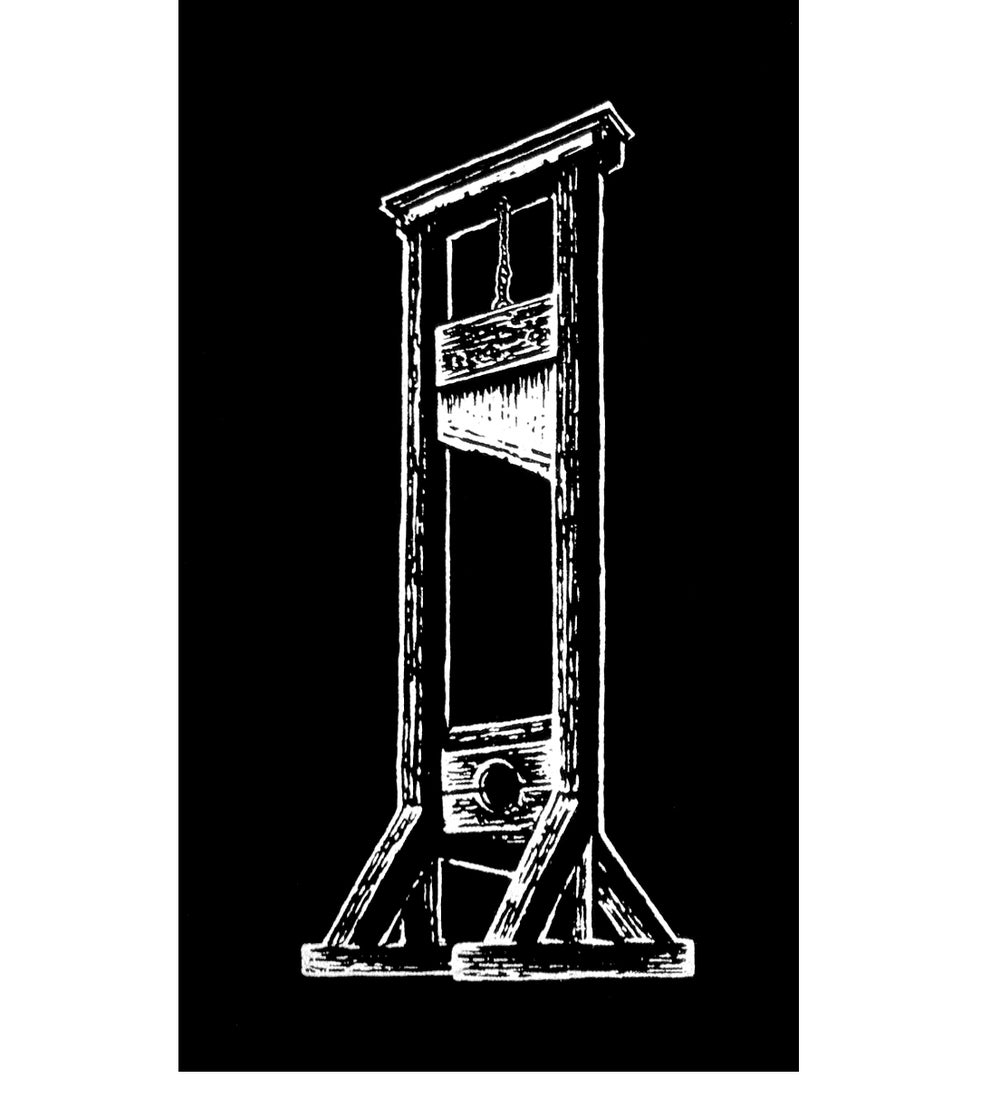 Image of Guillotine Patch