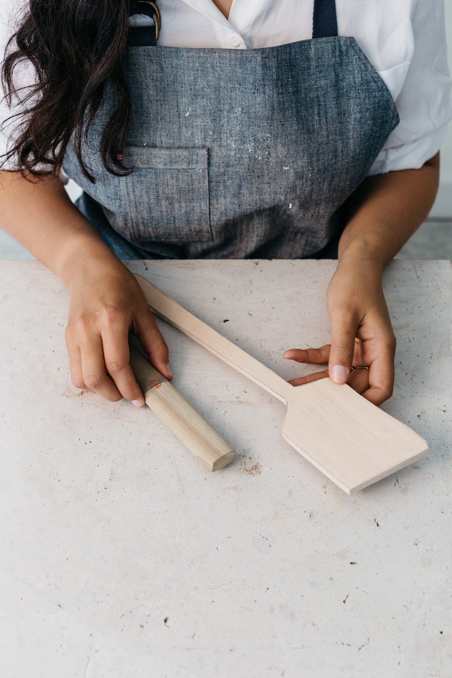 Image of Spatula Carving Blank