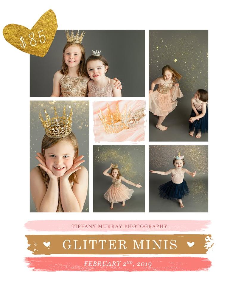 Image of Glitter Minis