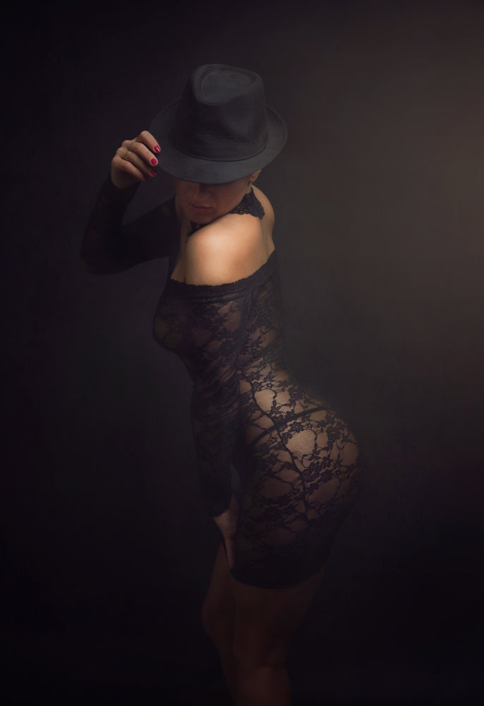 Image of Classic Boudoir Session