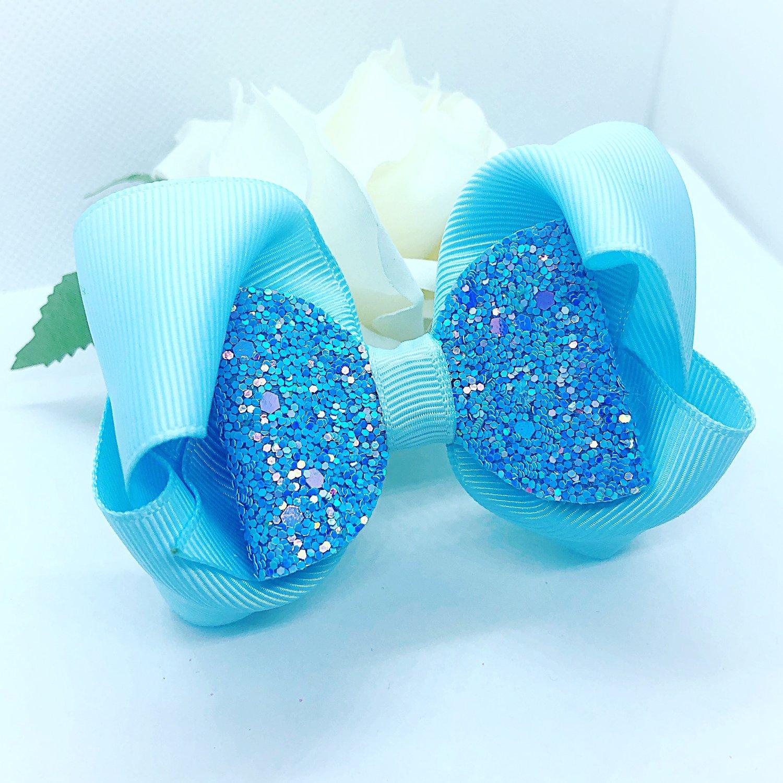 Image of Blue shimmer