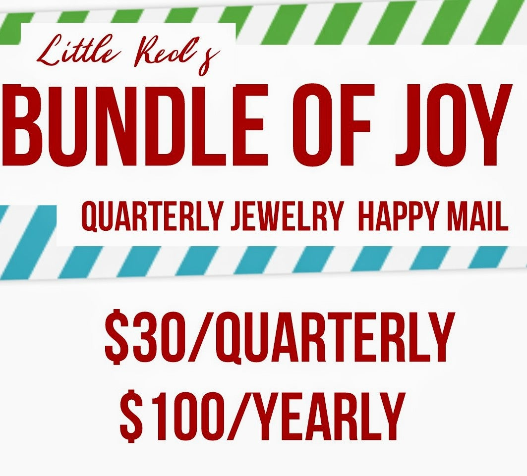 Image of Bundle of Joy Quarterly Jewelry Happy Mail
