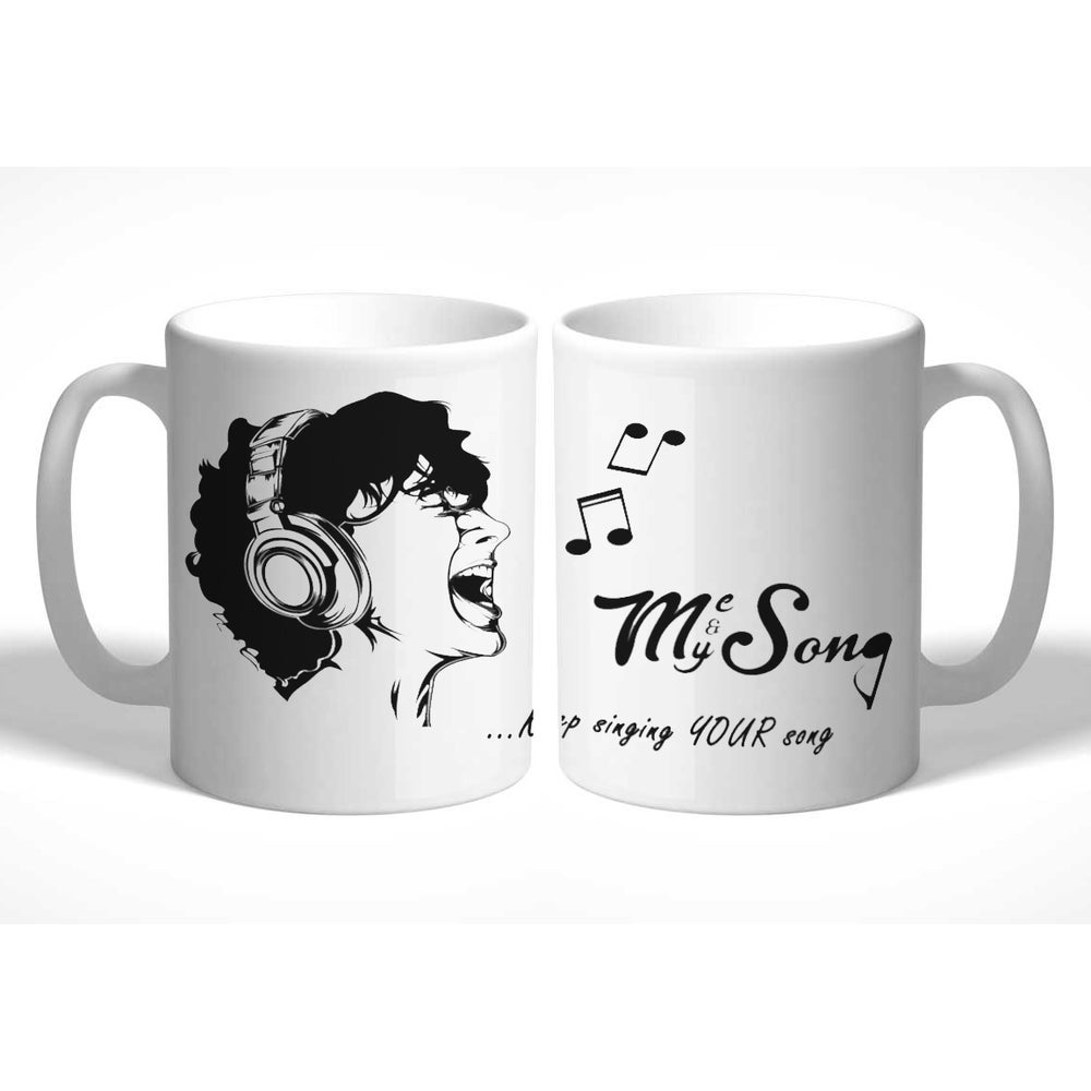 Image of Me & My Song Coffee Mug