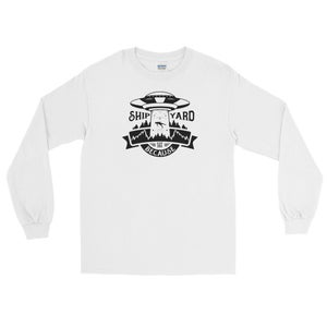 Image of Shipyard Skates ABUDUCTION Tee