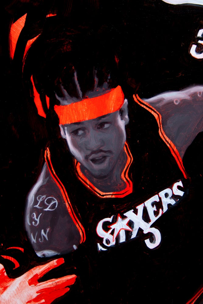 Image of The Answer (Allen Iverson)