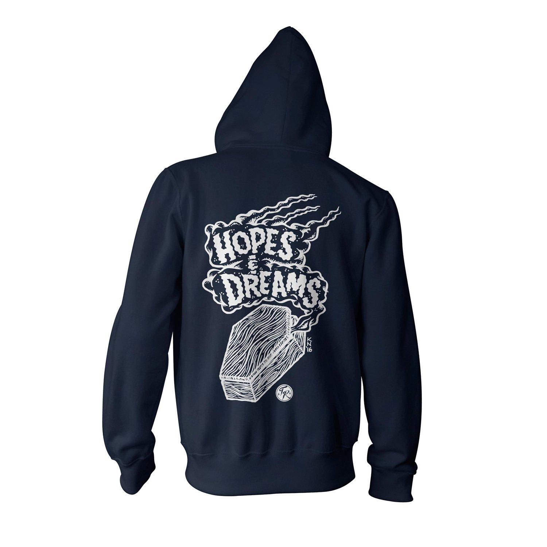 Image of Hopes and Dreams - Zip Hoodie