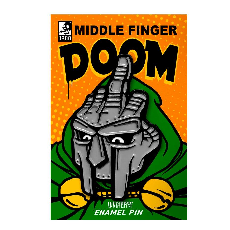 Image of Middle Finger DOOM